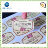 Etiqueta impressa removível barato impermeável do PVC (JP-S104)