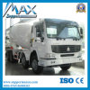 Sinotruk HOWO 10 Wheel 340HP 8 Cubic Meters Concrete Mixer Truck para Sale