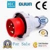 Power industriel Plug d'IP67 16A Plastic
