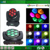 Satisfied brandnew 100% 7PCS*12W LED Moving Head