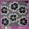 Оптовая ткань шнурка свежего цветка Lita