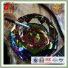 Cenicero de cristal cristalino negro (JD-CA-204)