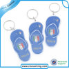 Liberare lo standard di qualità eccellente di disegno Keychain di plastica durevole