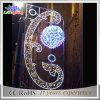 クリスマスの装飾LEDの通りのモチーフの屋外のお祝いのモチーフライト