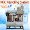 Organic volatile Compounds/COV Recovery System per Industry Product Line e Storage Tank