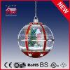 Идти снег светлое Дед Мороз пользы СИД украшения рождества крытый