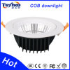 6 techo Light LED Downlight de la pulgada 20W Aluminum Mounted Dimmable