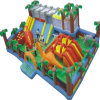 Замок темы океана капризный, новая конструкция ягнится крытая спортивная площадка