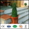 Rete fissa verde artificiale del giardino del Boxwood degli alberi falsi dei nuovi prodotti
