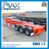 ISO 중국 Cheap Cimc 2 Axles 40FT Container Skeletal Trailer