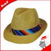 Chapéu do Fedora, chapéu de palha de papel,