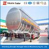 3 Radachsen 55000L Oil Tank Semi Trailer Fuel Tanker Truck Trailer