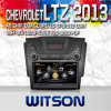 Witson radio de coche de Chevrolet S10 / Trailblazer Lt / Ltz 2013 / Isuzu D-Max 2012 (W2-C203)