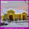 Шатер партии нового рождества шатра дома снежка рождества надувательства конструкции горячего раздувного деревянного раздувной