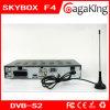 Skybox F4 Fernsehapparat-Empfänger