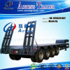 Attraktives Price 3/4/5/6 Axles 50/80/100/120 Tons Heavy Cargo Transport Low Flat Bed Semi Truck Trailer für Sale