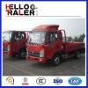 Venda clara clara do caminhão da carga do dever do caminhão 4X2 de Sinotruk 5ton
