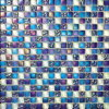 Swimming Pool (VMS8137)のための15X15X8mm Crystal Glass Mosaic