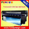 A velocidade rápida Funsunjet Fs3202k 2dx5 dirige a impressora do Sublimation 3.2m no melhor que vende agora