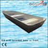 Алюминиевая рыбацкая лодка V14 с выдвинутым основанием в фронте (V14)