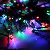 크리스마스 태양 끈 빛, 태양 LED 끈 빛, 끈 빛