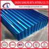 색깔에 의하여 입히는 기와 또는 Prepainted Sheet/PPGI 물결 모양 루핑 장을 지붕을 달기