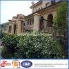 美しいEconomical Practical Residential Wrought Iron Fence (dhfence-7)