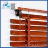 Persianas de madera del Faux del PVC de la obra clásica 50m m