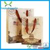 Kundenspezifischer Luxuxentwurfs-Papier-Einkaufen-Geschenk-Beutel