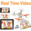 Cheerson Cx-30s 4CH 2.4GHz 6-Axis Gyro WiFi Camera Quadcopter Fpv Drone für iPhone Android Control Real-Zeit Video