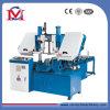 O CNC controla a máquina de Sawing dobro horizontal da faixa da coluna (GHS4228)