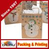 Bolsos del regalo del muñeco de nieve (220114)