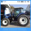 landwirtschaftlicher Bauernhof des Rad-155HP/Vertrag/Minilandwirtschaft-Traktor mit Weichai Dieselmotor