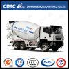 Carro concreto de Hongyan Genlyon 6*4/8*4 Mxier con la emisión Euro2/3/4/5