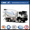 Hongyan Genlyon 6*4/8*4 Concrete Mxier Truck mit Euro2/3/4/5 Emission