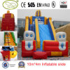 Fwulong Inflatable Dry Slide para Sale