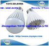 Yaye 2013/2014 Top Sell Factory Price 9W E27 DEL Bulb avec USD3.82/PC