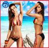 Bikini atractivo /Bikini/Swimwear/Swimwear Bikini/Beach Bikini/Swimsuit /Fashion Rainbow Design Bikini para Summer 2015 Season