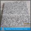 Mattonelle di pavimentazione Polished naturali poco costose della pietra del granito di bianco cinese G439
