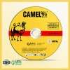 disco abrasivo para corte de metales de 180m m del camello