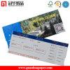 Tipo de papel boleto termal de la caja registradora del acontecimiento