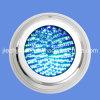 A piscina fixada na parede inoxidável do diodo emissor de luz ilumina a lâmpada