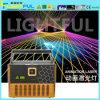 Proyector ligero de la etapa para el laser del RGB de la demostración del club