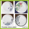 Platen, de Platen van het Diner, de Ceramische Platen van het Diner
