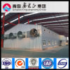 Casa de parrilla de acero prefabricada del coste económico (SS-297)