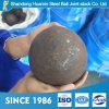 ボールミルのための低価格の頑丈な20mm-150mm粉砕の造られた鋼球