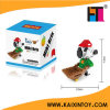 소형 Qute 3D Kids Diamond Building Block Plastic Nano Block Educational Toy
