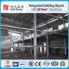 Illustrazione strutturale d'acciaio pre fabbricata del magazzino