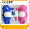 Mecanismo impulsor barato del flash del USB del Seahorse del silicón del diseño del cliente del precio (EG. 598)