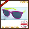 Deux Color Stitching Sunglasses pour Kids (FK0273)